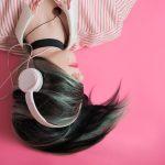 girl, music, fashion