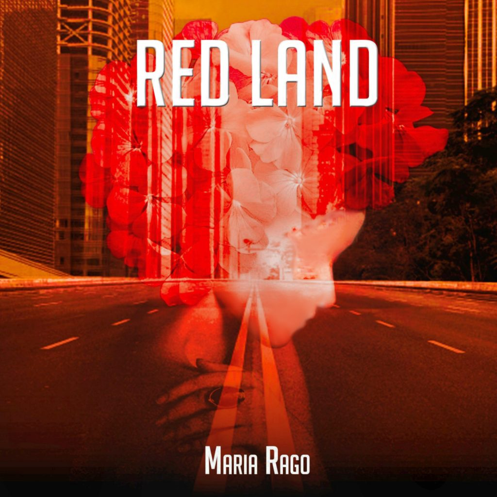 Maria Rago - Red Land - CD album artwork
