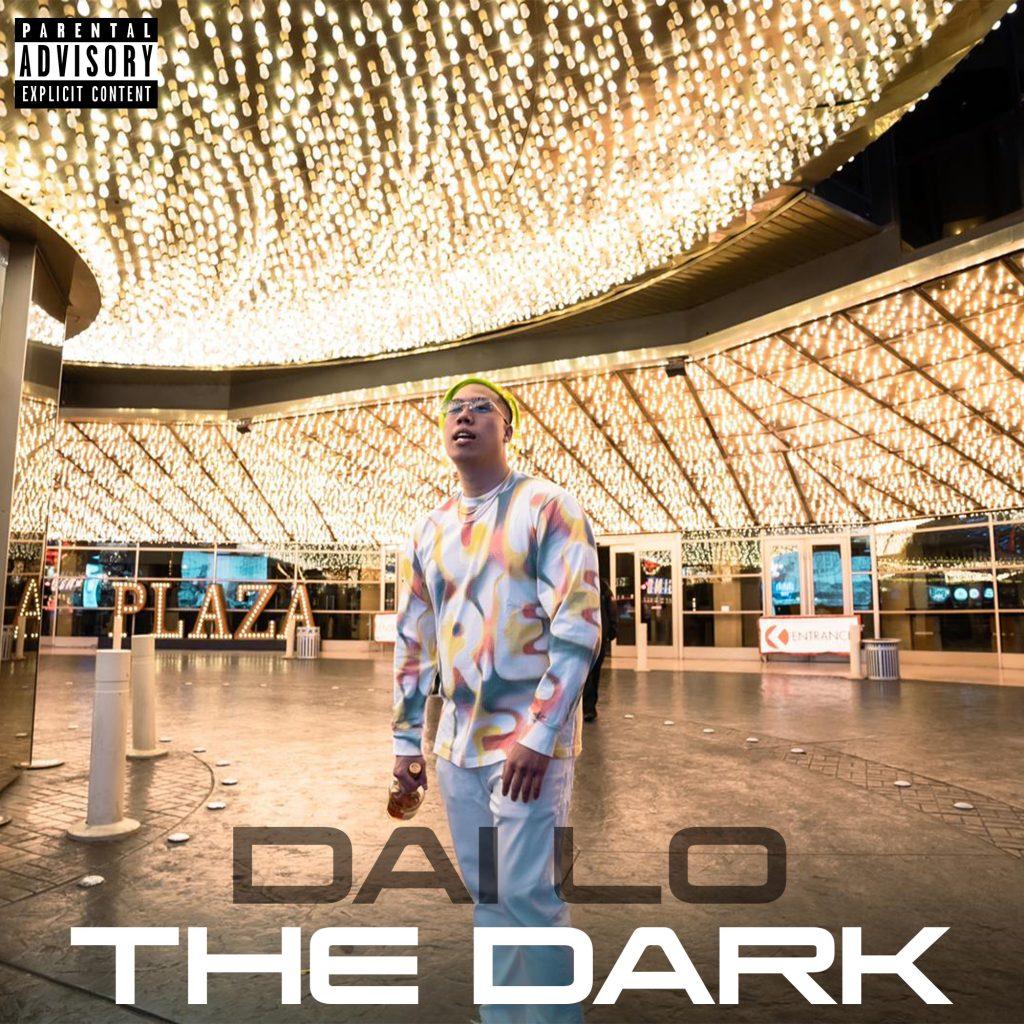 Dai Lo // The Dark - single artwork cover