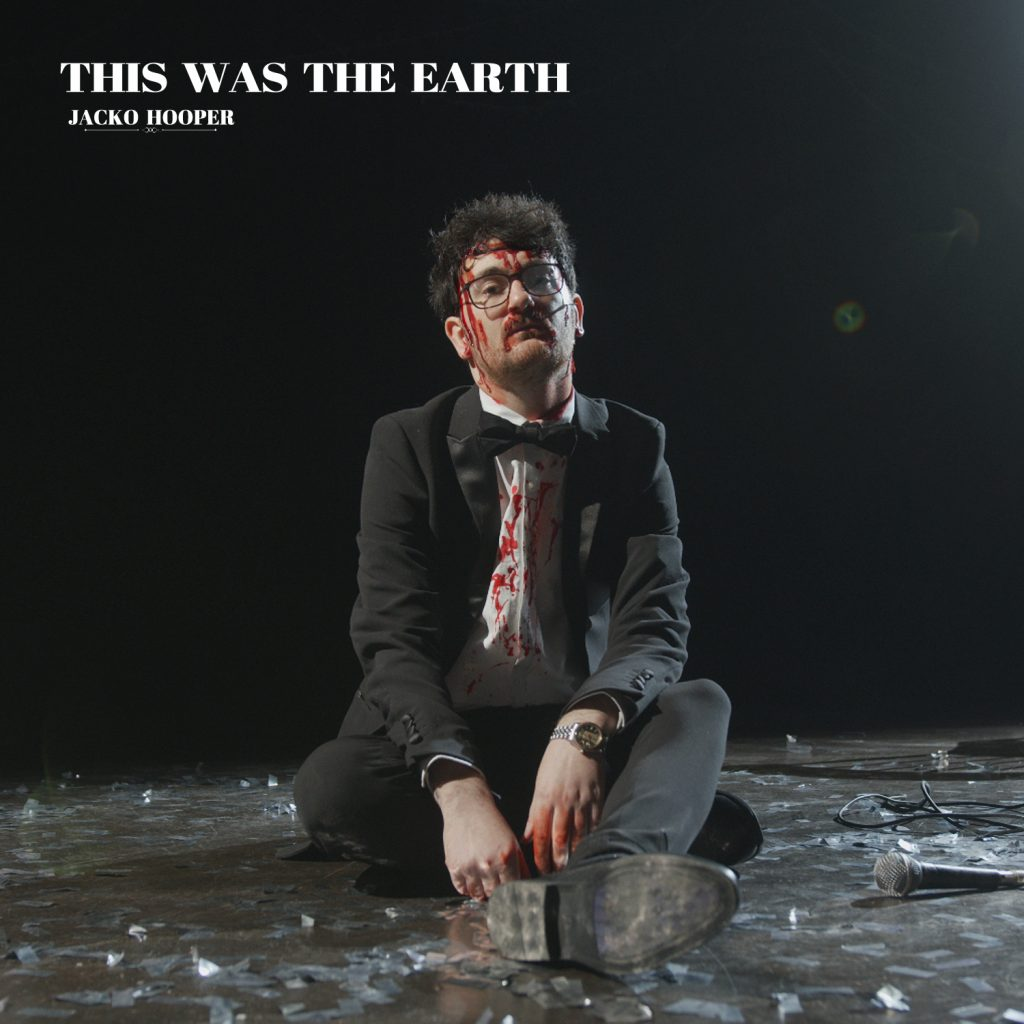 Jacko Hooper // This Was The Earth - single cover artwork
