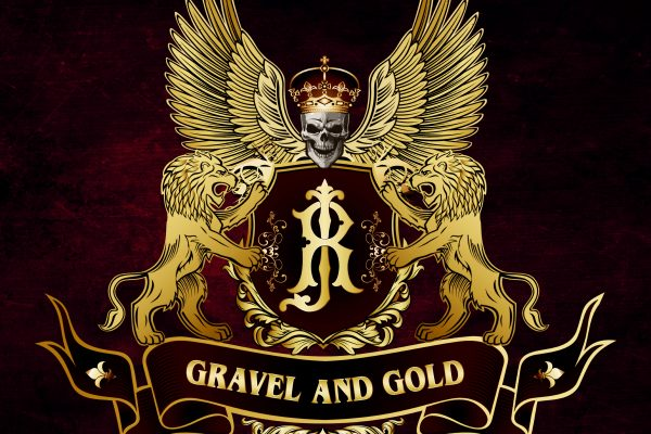 Johan Ruborg // Gravel and Gold - Album cover artwork