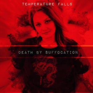 Temperature Falls // Death By Suffocation - single cover artwork