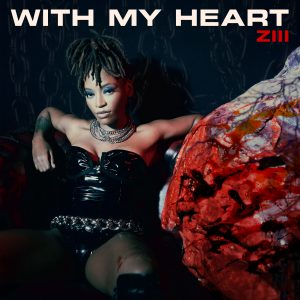 Zii // With my heart - single cover artwork
