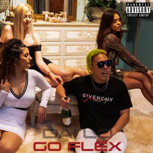 Dai Lo // Go Flex - single cover artwork