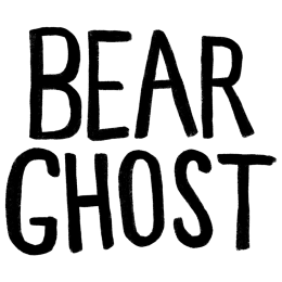 Bear Ghost - logo