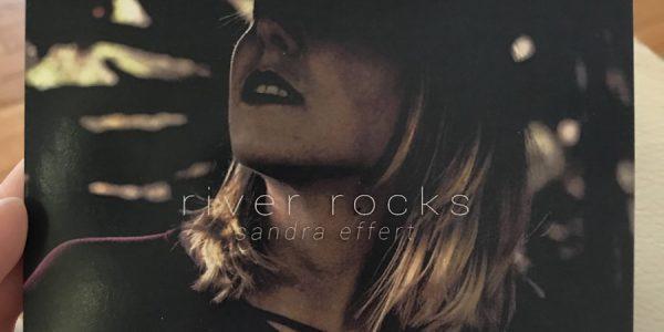 Sandra Effert - River Rocks - CD front