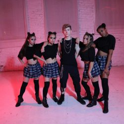 Angelo David - Trigger Shoot with Dancers