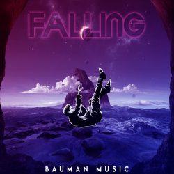 Bauman Music // Falling - Single cover