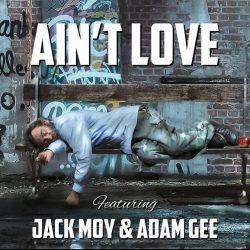 Bobby Royale - Ain't Love - single cover artwork