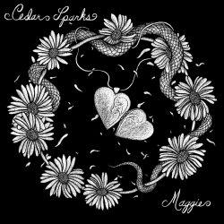 Cedar Sparks // Maggie - single cover