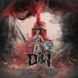 Dan Wande // Dragon Force - EP artwork