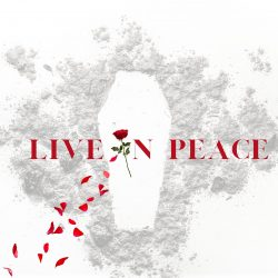 Elise Lieberth - Live in Peace - single cover artwork