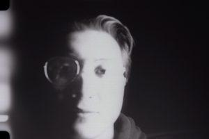 Flõstate // Time – bw photo portrait
