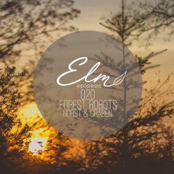 Forest Robots - Host and Graben - album cover artwork