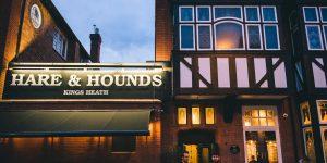 Hare & Hounds - High Street, Kings Heath, B14 7JZ, Birmingham