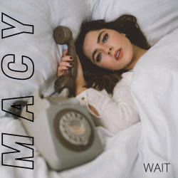 Macy - Wait - single cover artwork