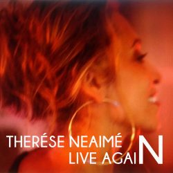 Therése Neaimé - Live Again - single artwork cover