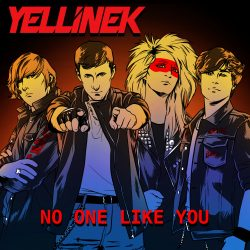Yellinek - No One Like You - artwork cover